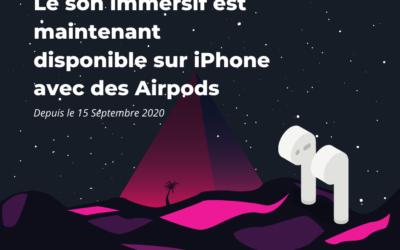 La Révolution Sonore sur iPhone est Arrivée