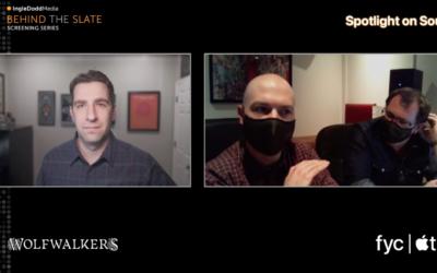 Wolfwalkers | Apple TV+ | Sound Team